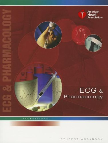 9781616692506: ECG & Pharmacology Student Workbook