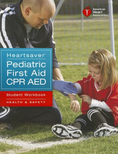 9781616692605: Heartsaver Pediatric First Aid CPR AED