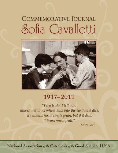 9781616710606: Commemorative Journal Sofia Cavalletti 1917-2011