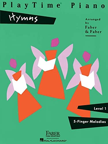 9781616770006: PlayTime Piano Hymns: Level 1