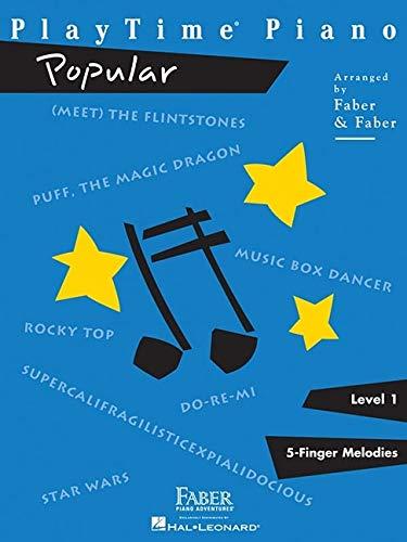 PlayTime Piano: Popular: Various