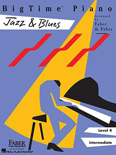 9781616770112: BigTime Piano Jazz & Blues: Level 4 (Bigtime Jazz)