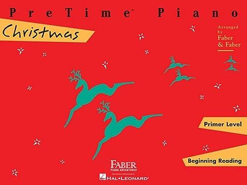 9781616770150: PreTime Piano, Primer Level, Christmas