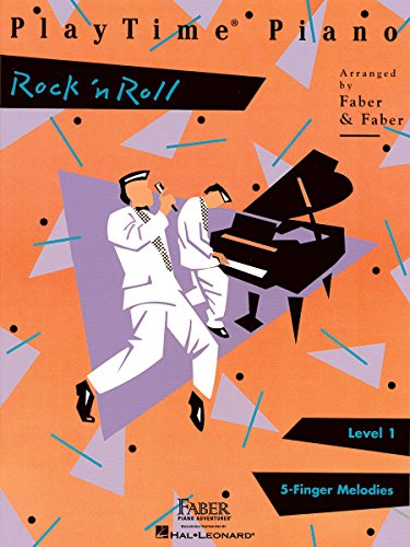9781616770198: PlayTime Piano Rock 'n' Roll: Level 1