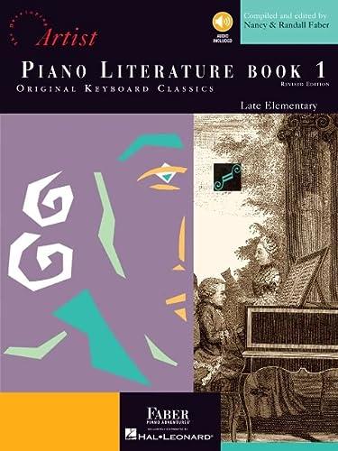 Piano Literature - Book 1: Developing Artist