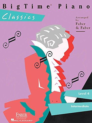 9781616770310: Bigtime Piano Classics Level 4: Level 4