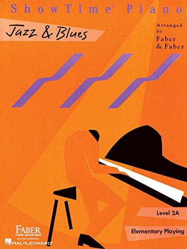 9781616770457: Showtime Jazz & Blues L1B-2A (Showtime Piano)