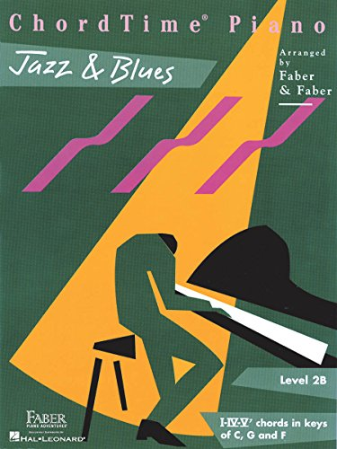 Nancy Faber/Randall Faber: Chordtime Piano - Jazz & Blues: Nancy & Randall Faber, Randall ...