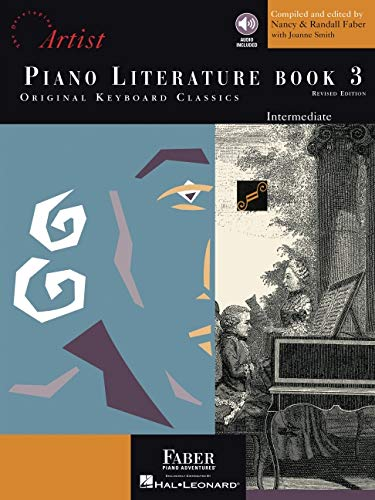 Piano Literature - Book 3: Developing Artist Original Keyboard Classics (The Developing Artist ...