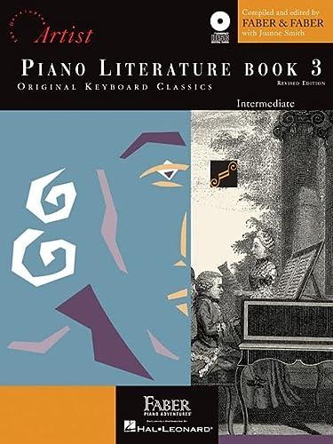 9781616770563: Piano Literature - Book 3: Developing Artist Original Keyboard Classics (The Developing Artist Library)