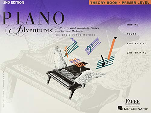 9781616770761: Piano Adventures - Theory Book - Primer Level