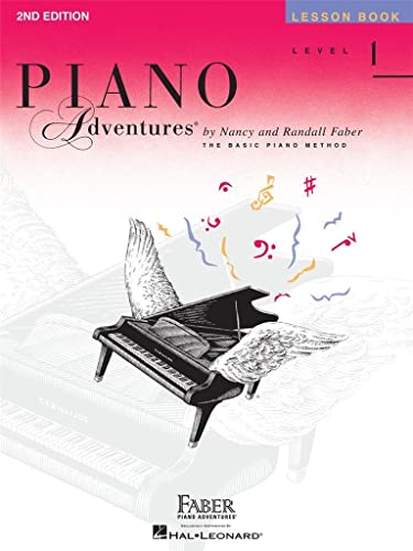 9781616770785: Level 1 - Lesson Book: Piano Adventures
