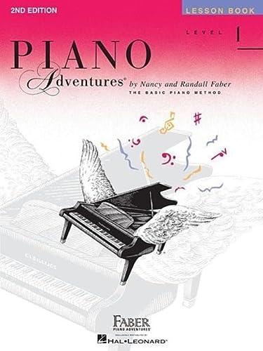 9781616770785: Level 1 - Lesson Book: Piano Adventures
