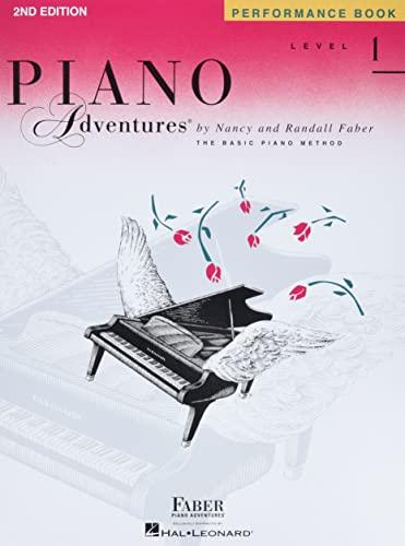 9781616770808: Level 1 - Performance Book: Piano Adventures