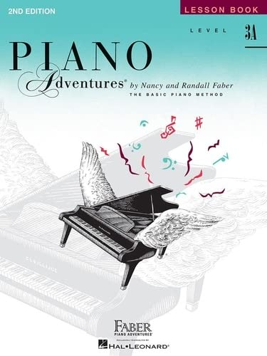 Piano Adventures, Level 3A, Lesson Book: Faber, Nancy