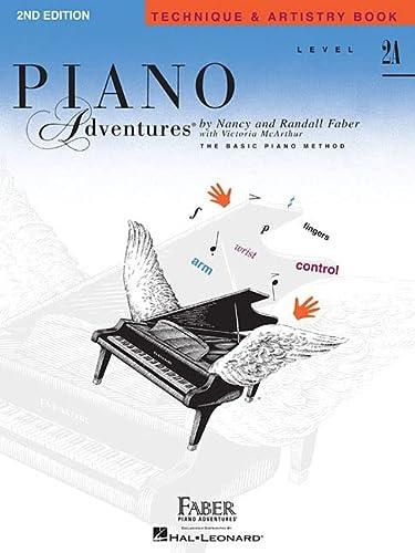 9781616770983: Level 2A - Technique & Artistry Book: Piano Adventures