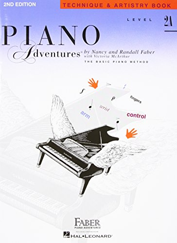 9781616770983: Level 2A - Technique & Artistry Book: Piano Adventures