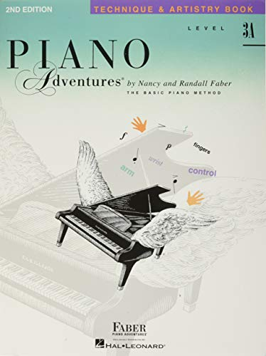 9781616771003: Level 3A - Technique & Artistry Book: Piano Adventures