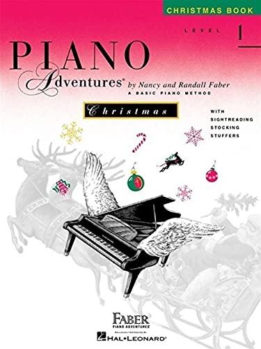9781616771386: Level 1 - Christmas Book: Piano Adventures