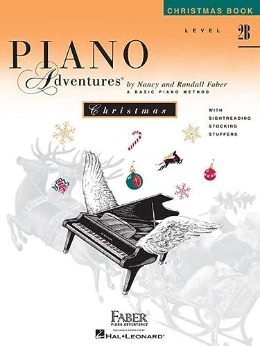 9781616771409: Level 2B - Christmas Book: Piano Adventures