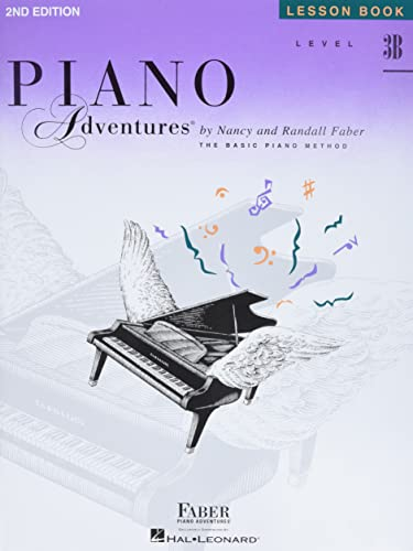 9781616771805: Piano Adventures: Level 3B - Lesson Book