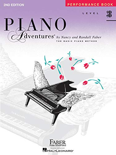 9781616771829: Level 3B - Performance Book: Piano Adventures