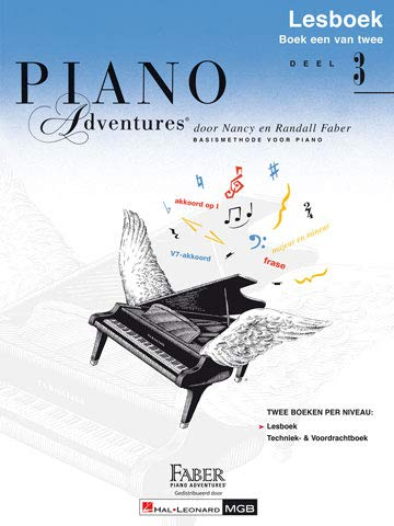 PIANO ADVENTURES LESBOEK 3