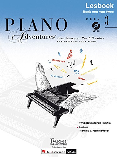PIANO ADVENTURES LESBOEK 3 CD