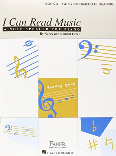 9781616772277: I Can Read Music - Book 3: Early Intermediate Reading