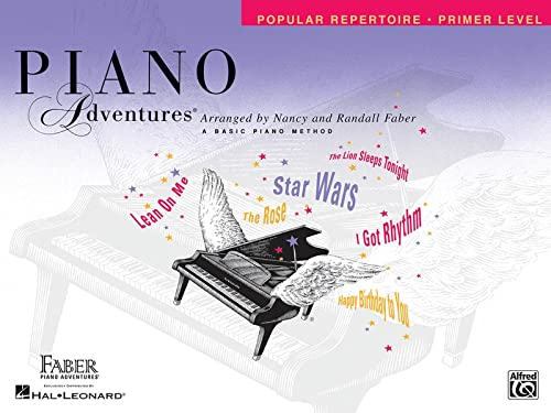 9781616772567: Primer Level - Popular Repertoire Book: Piano Adventures