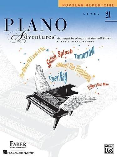9781616772581: Level 2A - Popular Repertoire Book: Piano Adventures