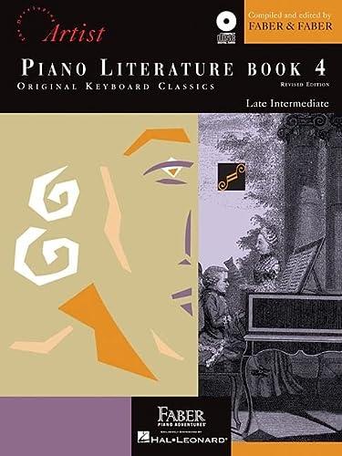 The Developing Artist: Piano Literature - Book 4