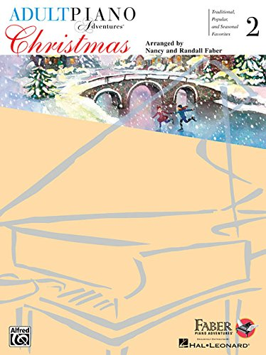 9781616773717: Adult Piano Adventures - Christmas Book 2: Adult Piano Adventures®