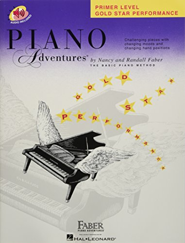 Primer Level - Gold Star Performance: Piano