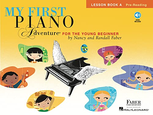 9781616776190: My First Piano Adventure, Lesson Book A with CD