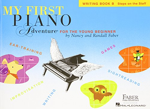 9781616776220: My First Piano Adventure - Writing Book B