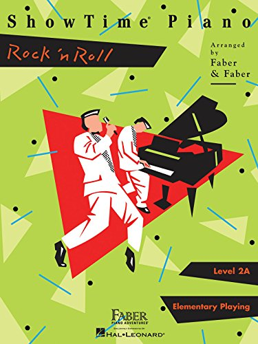 9781616776329: Piano Adventures: Level 2A - ShowTime Piano Rock 'n Roll