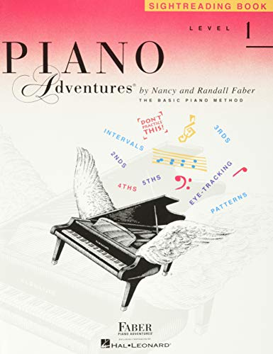 9781616776374: Level 1 Sightreading Book Faber Piano Adventures