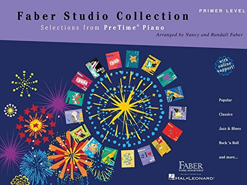 Faber Studio Collection: Selections from PreTime Piano Primer Level (Faber Studio Collection: ...