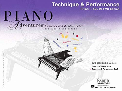 Piano Adventures: Technique and Performance Book - Primer Level: Various