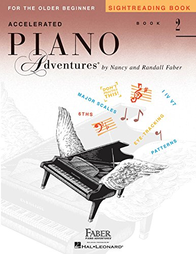 9781616776602: Faber Nancy & Randall Accelerated Piano Adventures Sightreading Bk2 Pf