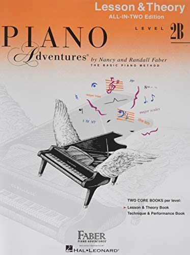 9781616776688: Piano Adventures: Level 2B Lesson And Theory Book - International Anglicized Edition (Book Only)