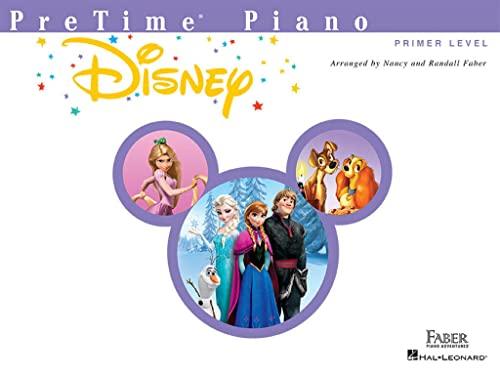 9781616776978: PreTime Piano: Disney