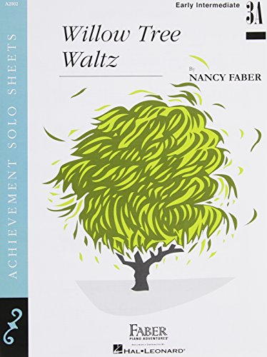 9781616778019: Willow Tree Waltz - Piano Solo