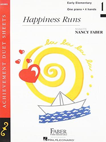 9781616778385: Happiness Runs (arr.) (Piano Duet/ Ensemble)