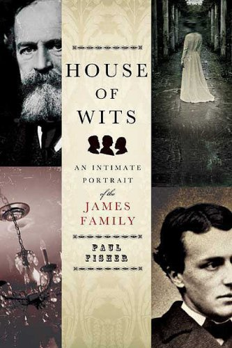 9781616793371: House of Wits: An Intimate Portrait of the James Family [Hardcover] by
