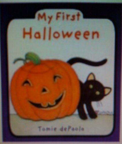 9781616809324: My First Halloween
