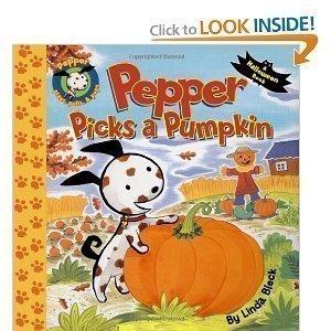 9781616845506: Pepper Picks a Pumpkin (Pepper Plays, Pulls, and Pops! Series)