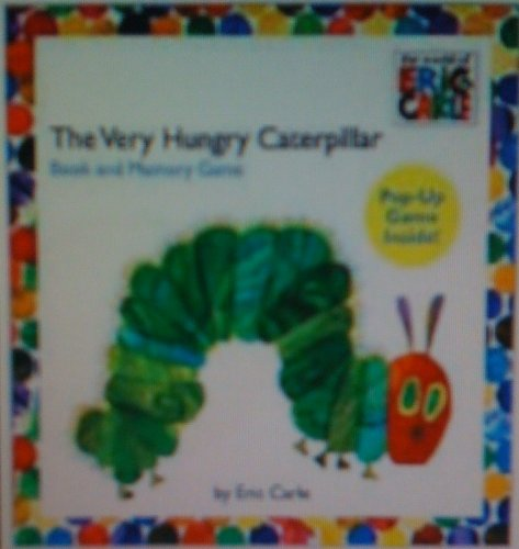 9781616877415: The Very Hungry Caterpillar Book and Memory Game