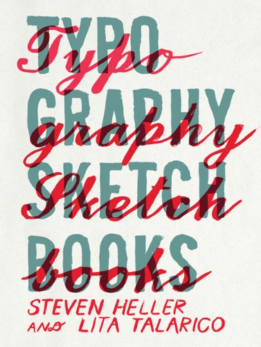 9781616890377: Typography Sketchbooks